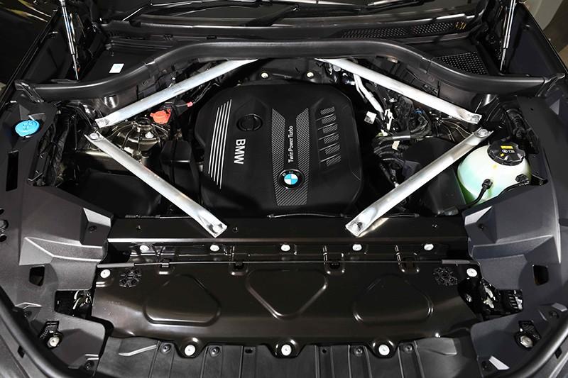 BMW X6 2020 tại Thái Lan dùng động cơ diesel tăng áp