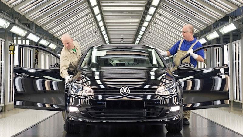 Các nhà máy tại châu Âu của Volkswagen đã tạm thời đóng cửa vì dịch Covid-19 từ đầu tháng 3 này