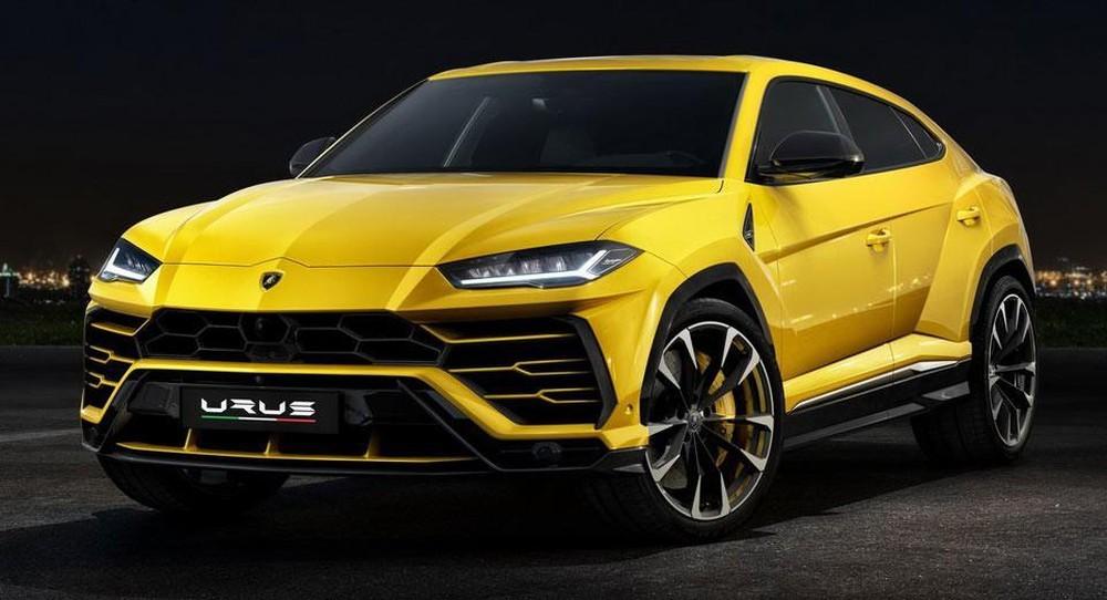 Urus hiện là siêu xe rẻ nhất của thương hiệu Lamborghini