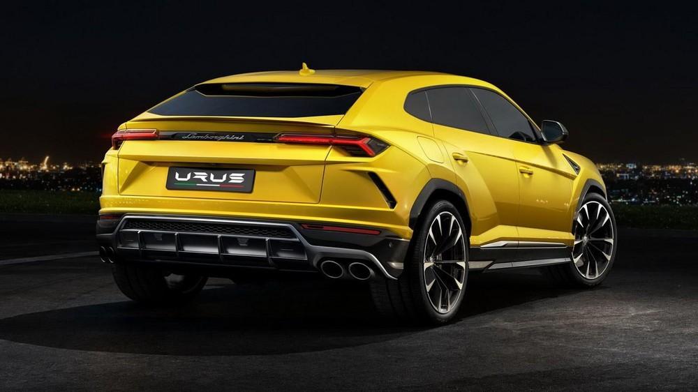 Lamborghini Urus là mẫu SUV thương mại nhanh nhất thế giới
