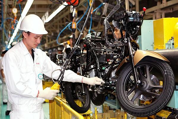 Nhà máy sản xuất xe máy của Honda tại Việt Nam sẽ tạm dừng sản xuất từ ngày 1/4-15/4/2020.
