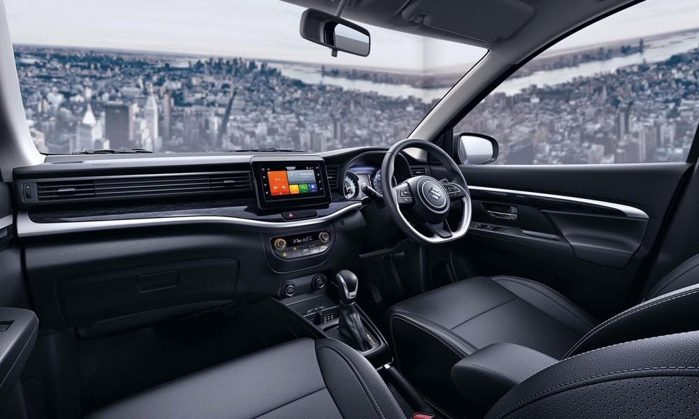 Nội thất của Suzuki XL7
