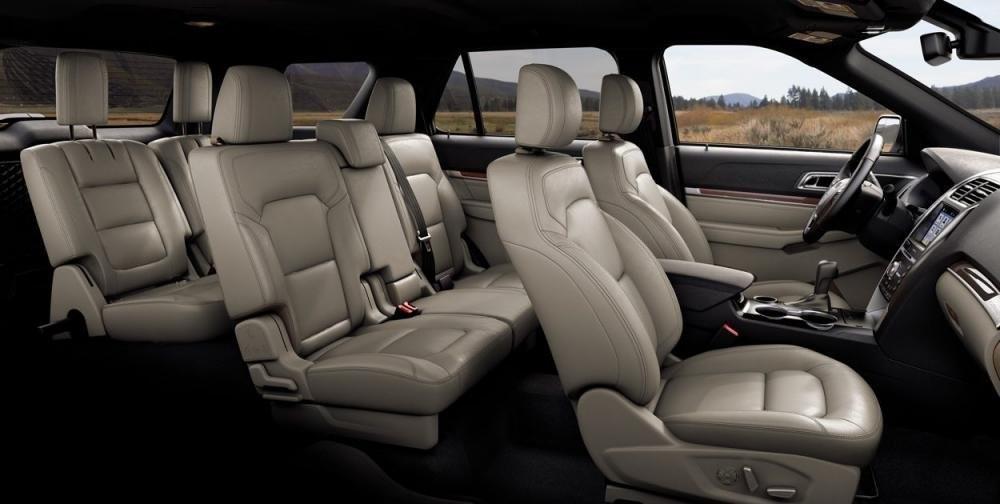 Ghế ngồi Ford Explorer