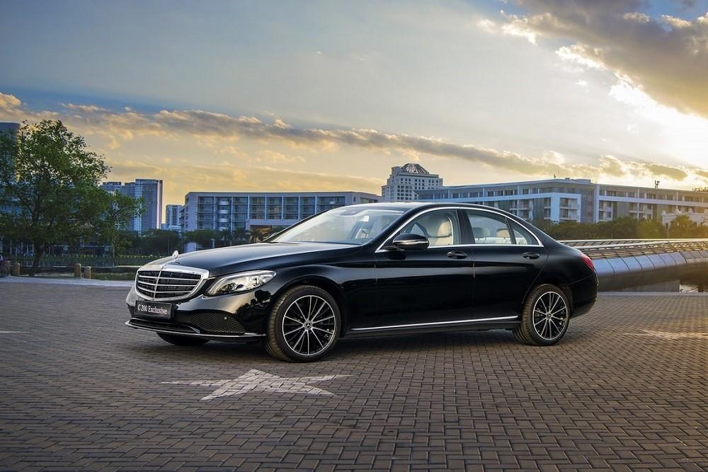 Giá xe Mercedes-Benz C 200 Exclusive 2020