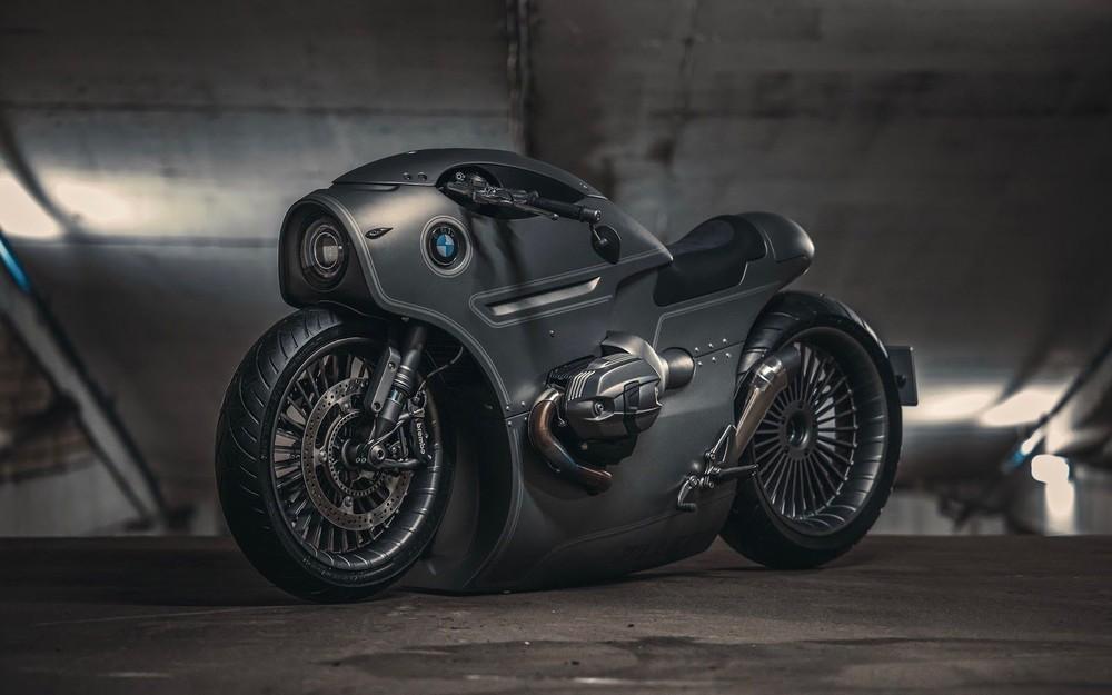 BMW R NineT độ của Ziller Garage