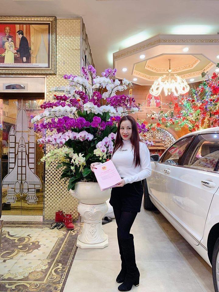 Chân dung nữ đại gia Nguyễn Thị Dương mới bị công an Thái Bình bắt vì tội Cố ý gây thương tích
