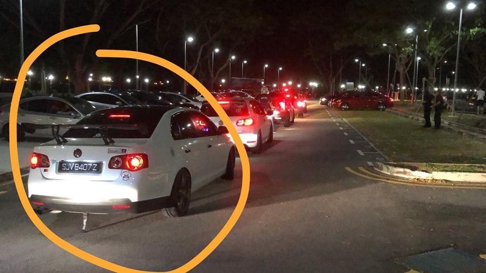 Có tổng cộng 57 chiếc ô tô đã tham gia vào 2 vụ đua xe trái phép vào đêm ngày 28/3 và rạng sáng 29/3