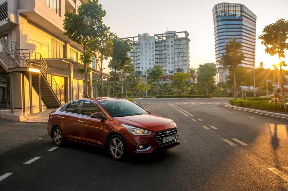 Hyundai Accent vẫn là sản phẩm bán chạy nhất của TC Motor