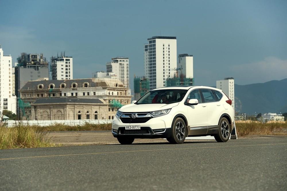 Với các chương trình khuyến mãi hấp dẫn từ đại lý, doanh số của Honda CR-V tăng trưởng mạnh trong tháng 3/2020