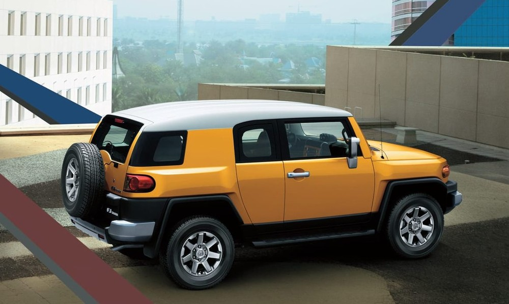 Tại UAE và Nam Phi, Toyota FJ Cruiser 2020 không phải là mẫu xe quá rẻ