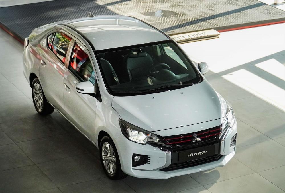 Mitsubishi Attrage bất ngờ bán chạy giữa mùa dịch