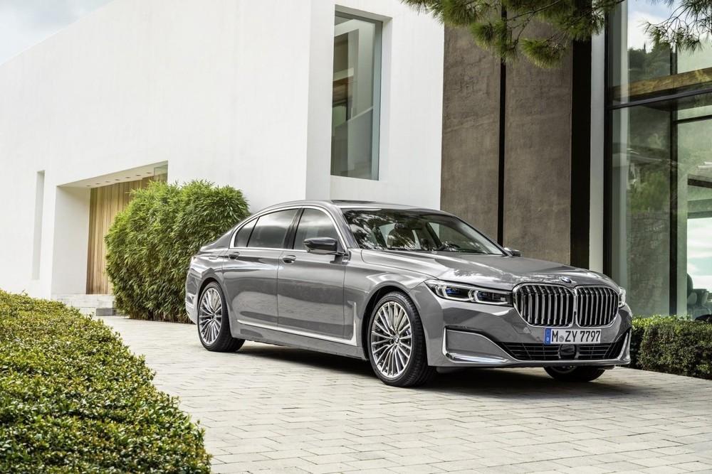 BMW 7-Series 2020 sẽ ra mắt với tâm điểm xoay quanh mẫu 740Li Pure Excellence