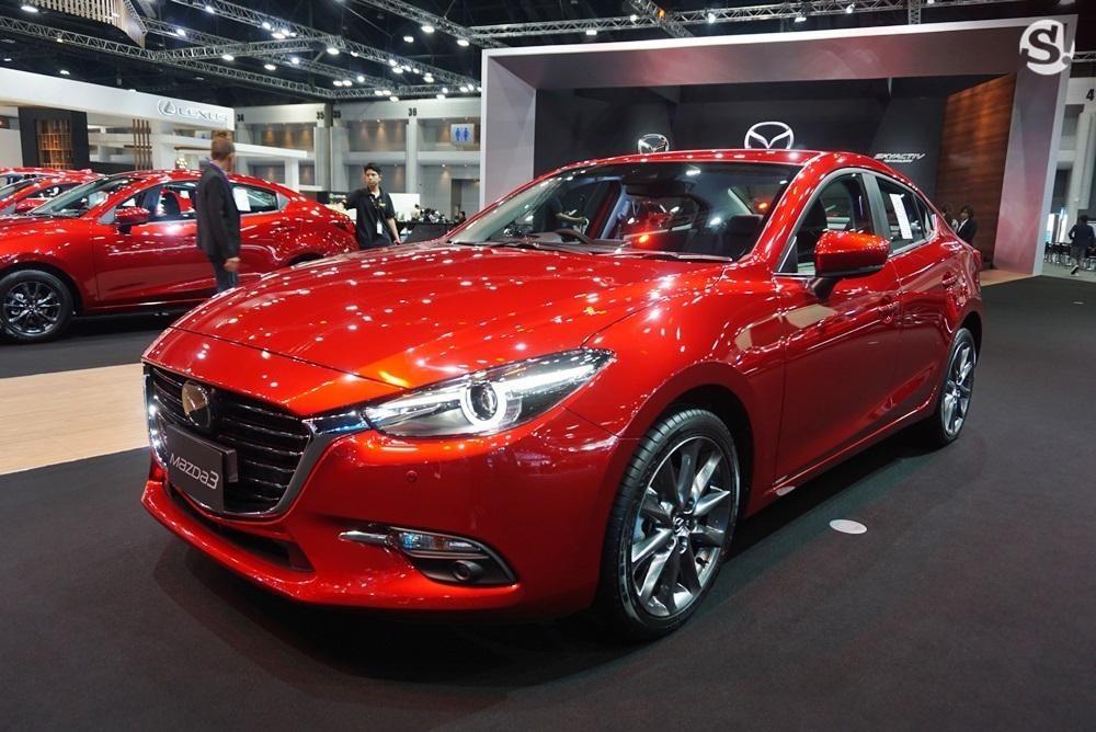 Mazda3 là mẫu xe hạng C ăn khách tại thị trường Việt Nam.