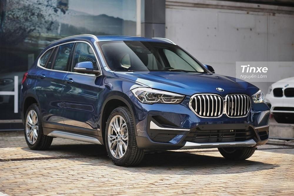 Ngoại thất BMW X1 sDrive18i xLine 2020