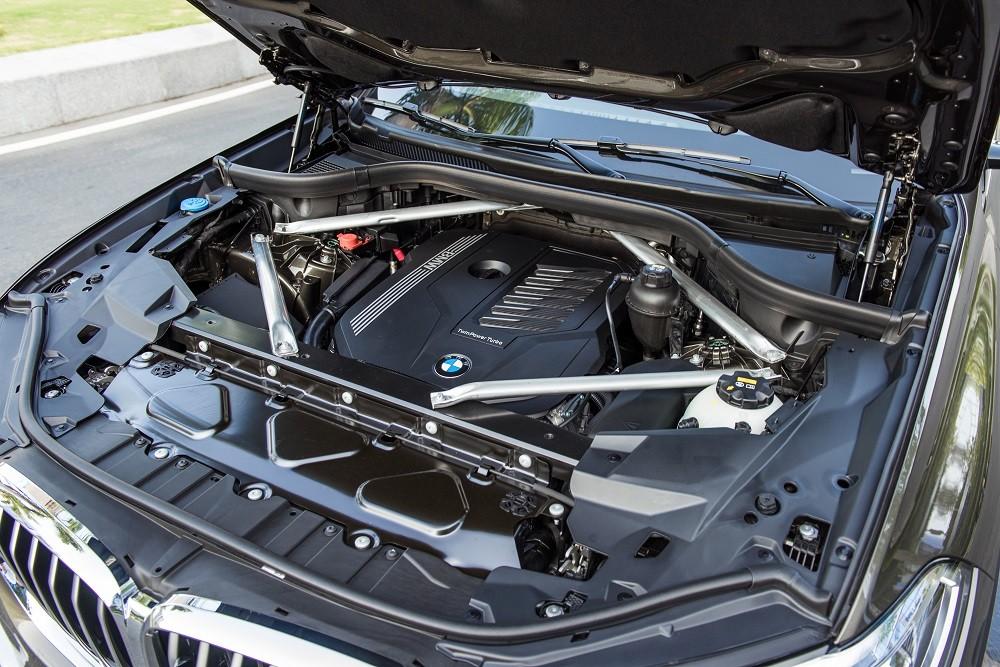 Động cơ của BMW X5 2020