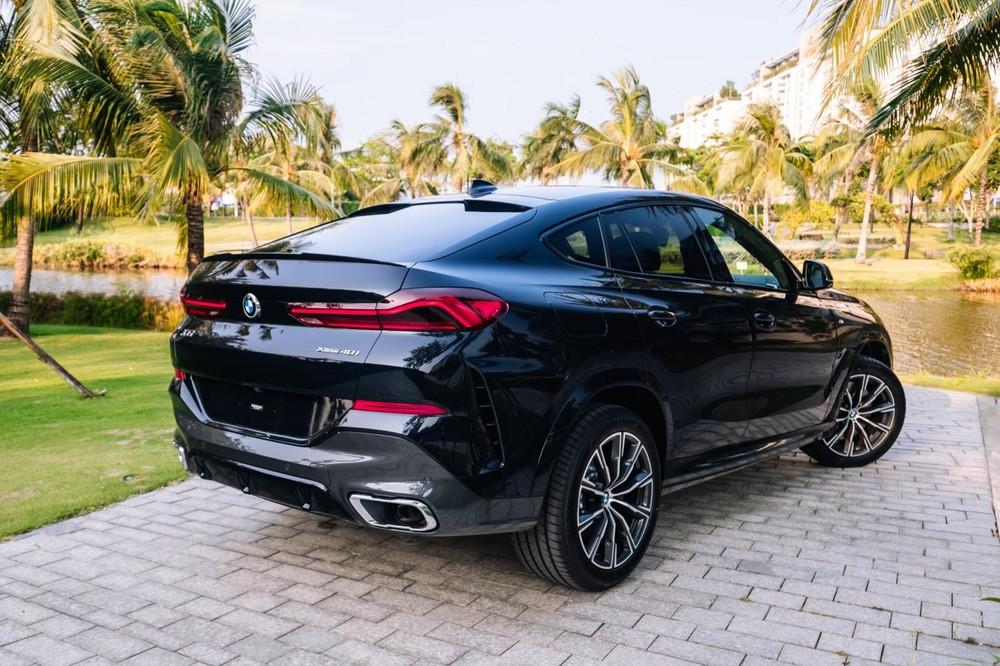 Đuôi xe BMW X6 xDrive40i M Sport 2020