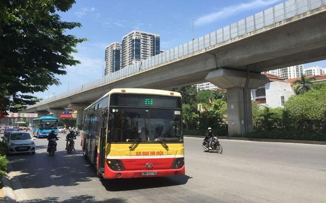 Xe buýt Hà Nội sẽ chở quá quá 20 người