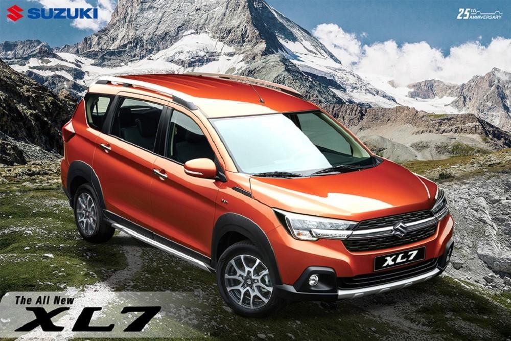 Giá xe Suzuki XL7 2020 tại Việt Nam là 589 triệu đồng