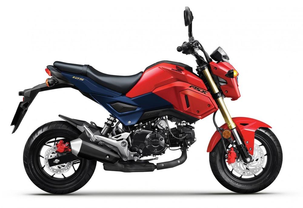 Thiết kế Honda MSX 125 2020