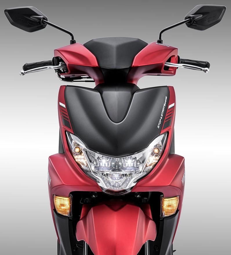 Đầu xe Yamaha FreeGO 2020