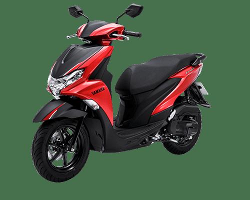 Yamaha FreeGO 2021 Tiêu chuẩn đỏ