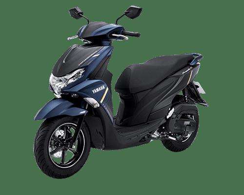 Yamaha FreeGO 2021 Đặc biệt xanh