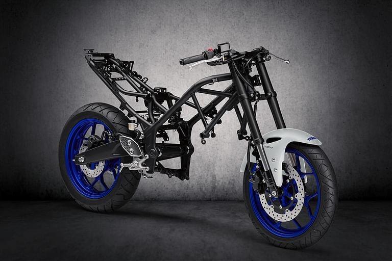 Bộ khung xe Yamaha R3