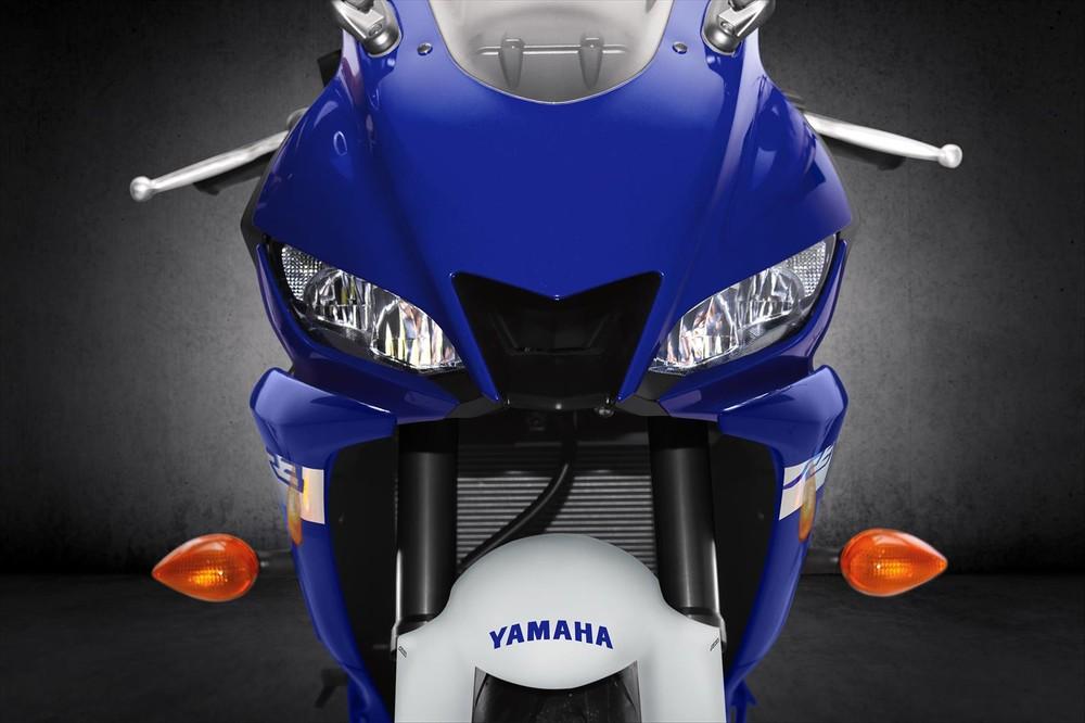 Đầu xe Yamaha R3 2020