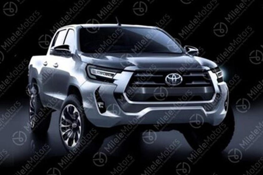 Toyota Hilux 2021 is expected to increase engine power