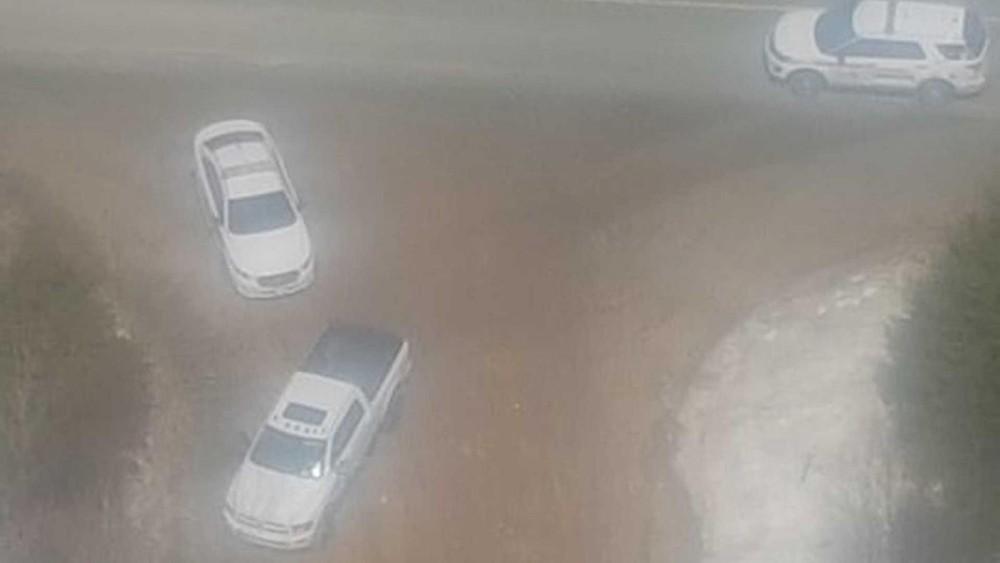 Kết hợp với sự truy đuổi của cảnh sát trên mặt đất, Toner chỉ mất khoảng 2 giờ để tìm lại chiếc xe