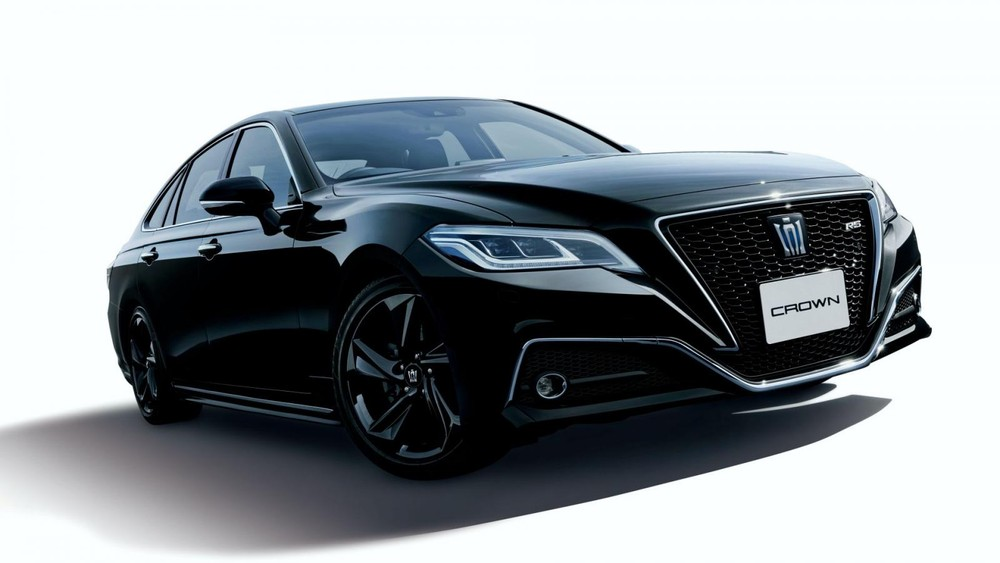 Toyota Crown Limited 2020