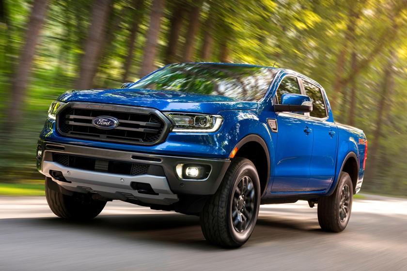 Ford Ranger dự kiến sắp có đàn em mang tên Maverick