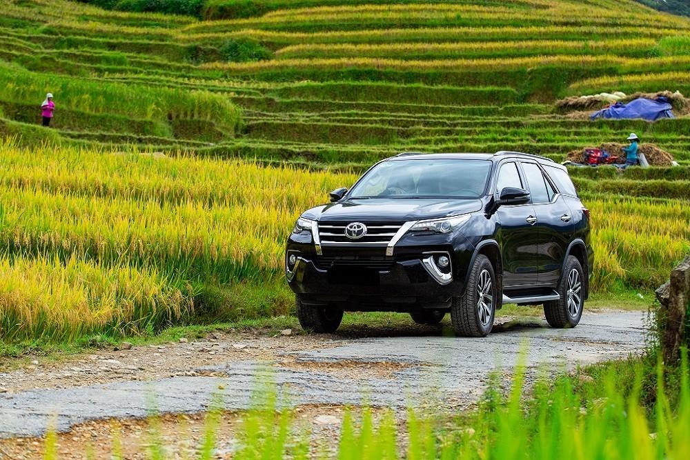 Khách hàng khi mua xe Toyota Fortuner trong tháng 5/2020 sẽ được hỗ trợ phí trước bạ