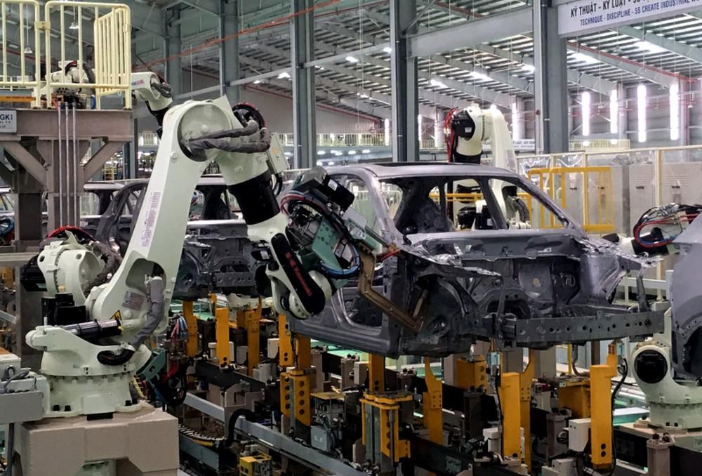 Trước ảnh hưởng của đại dịch Covid-19, chỉ số tồn kho của ngành ô tô trong quý I/2020 tăng mạnh tới 122,5% so với cùng kỳ năm ngoái
