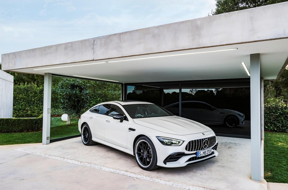 Mercedes-AMG GT 53 4Matic+ 4 Coupe 2020