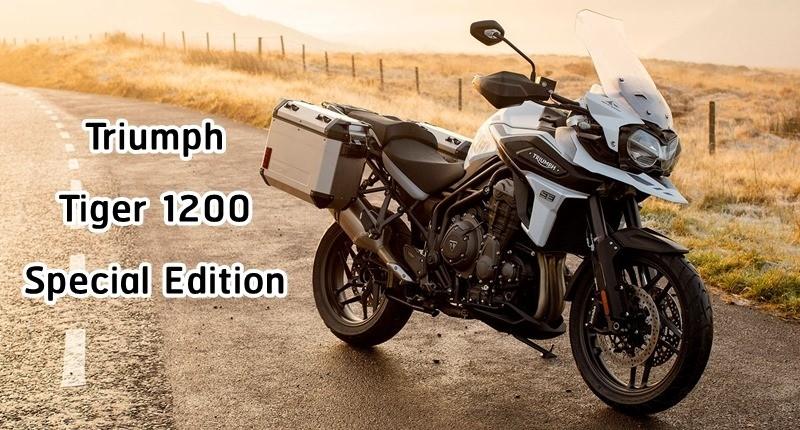 Xế phượt Triumph Tiger 1200 nằm trong diện triệu hồi lần này tại Mỹ