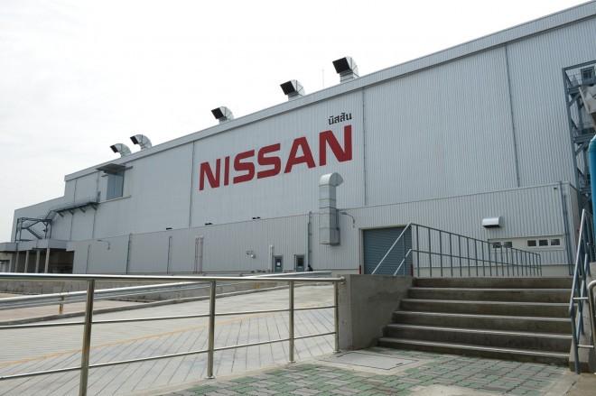 Nhà máy lắp ráp Nissan Terra và Nissan Navara tại Thái Lan sẽ tiếp tục tạm dừng hoạt động cho đến hết tháng 5/2020