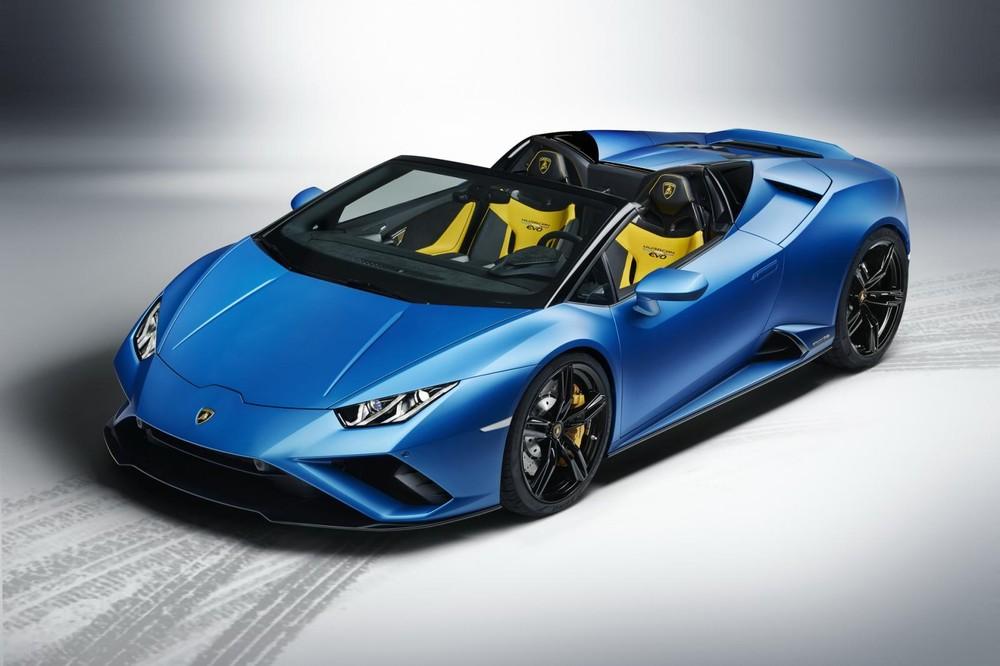 Lamborghini Huracan EVO RWD Spyder còn có hệ thống kiểm soát lực kéo P-TCS hiệu chỉnh đặc biệt