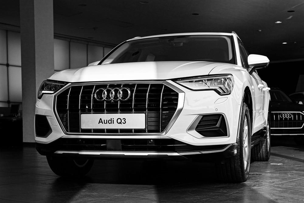 Audi Q3 2020 vừa được giới thiệu tới khách hàng Việt vào giữa tháng 4/2020