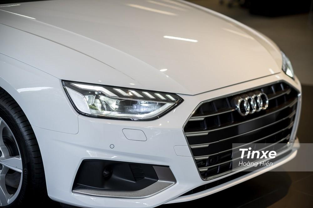 Đầu xe Audi A4 2020
