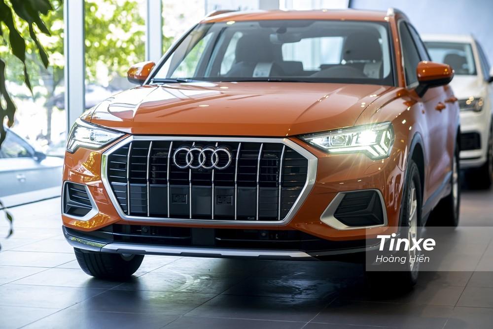 Ngoại thất của Audi Q3 2020