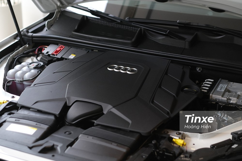 Động cơ của Audi Q7 2020