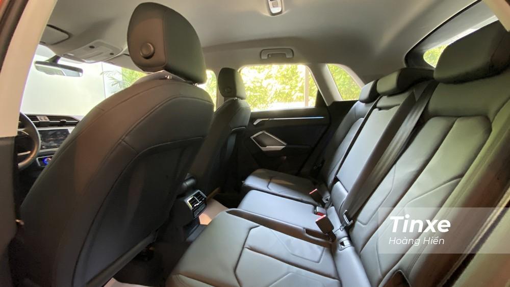Ghế ngồi của Audi Q3 2020