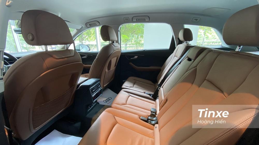 Ghế ngồi của Audi Q7 2020