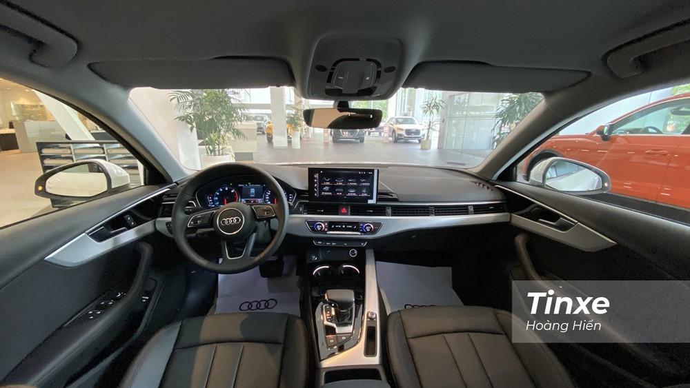 Nội thất của Audi A4 2020