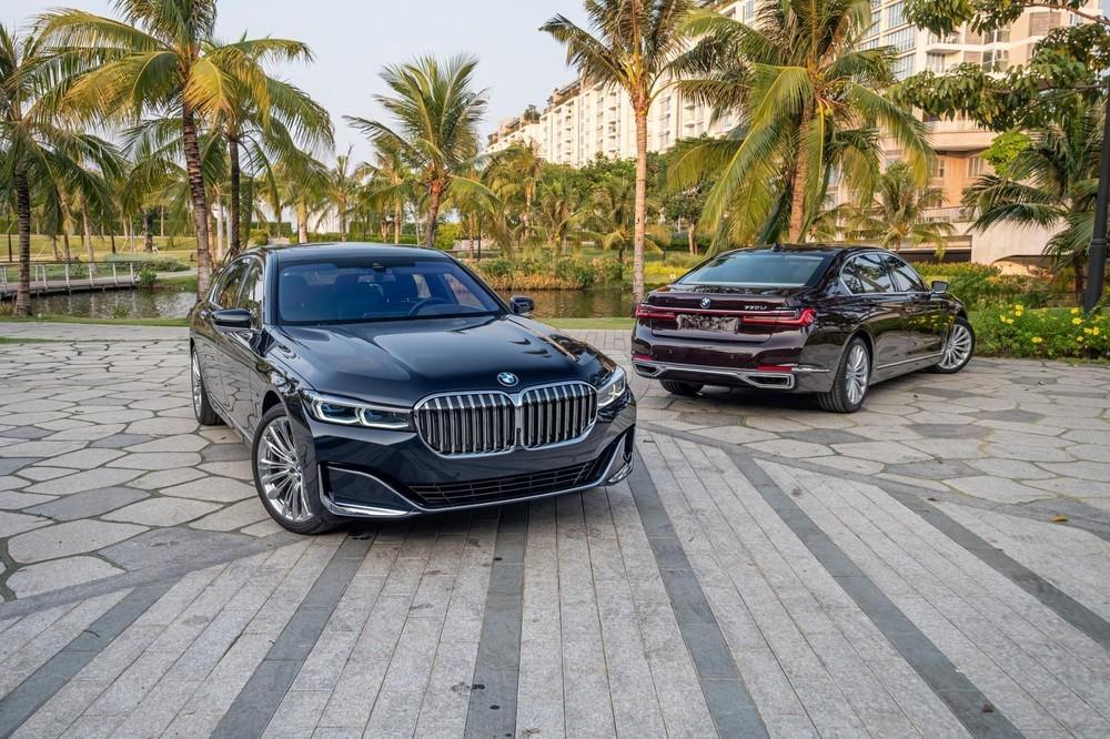 BMW 730Li Pure Excellence 2020