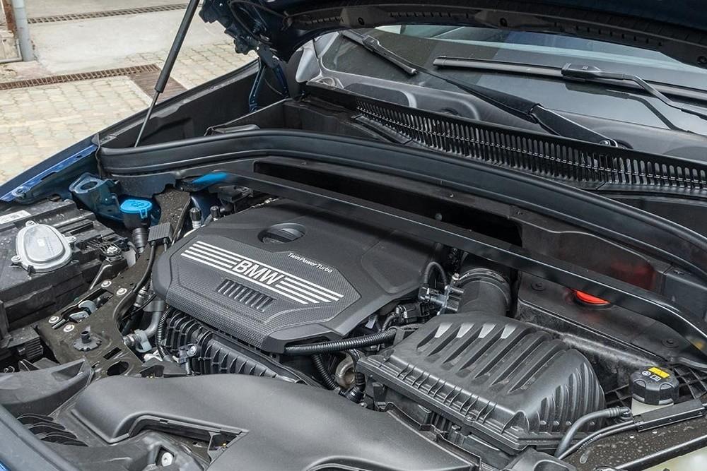 Động cơ của BMW X1 2020