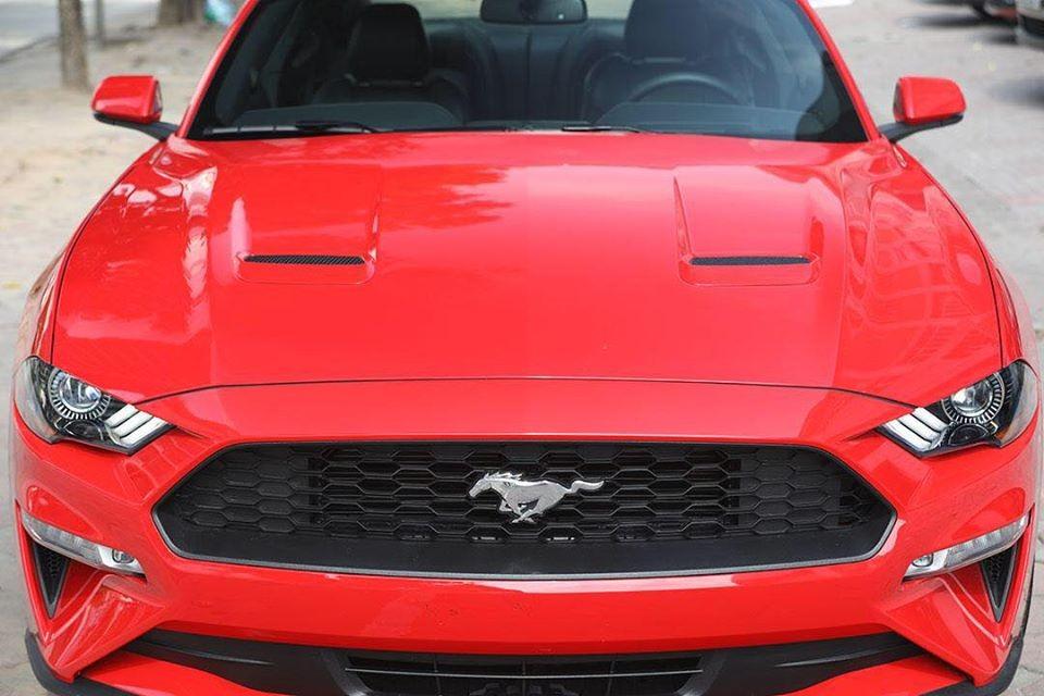 Ford Mustang 55th Edition đầu tiên về Hà Nội được trang bị thêm 2 chế độ lái nữa cho khách hàng là Drag Strip và My Mode.
