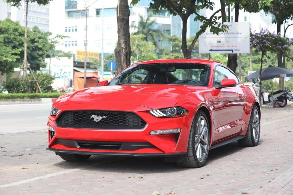 Không ít người cho rằng đây là 1 trong 55 chiếc xe Ford Mustang được sản xuất trên toàn thế giới mới về Việt Nam nhưng sự thật thì như thế nào?