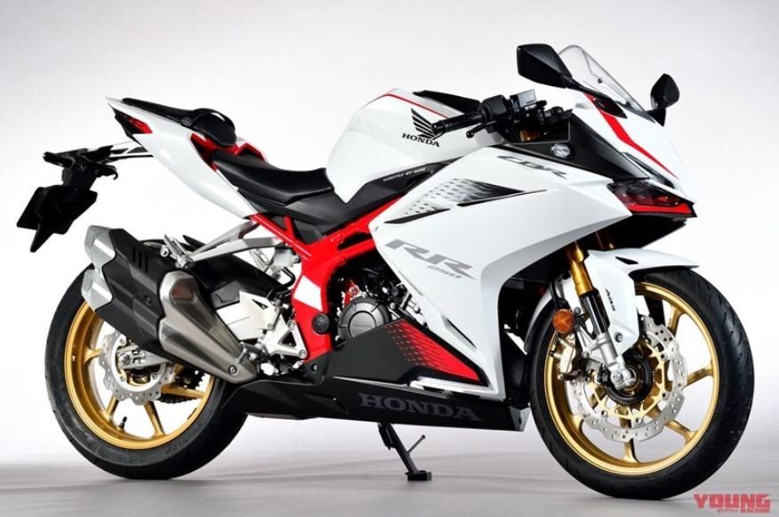 Honda CBR250RR 2020 sẽ có 2 bản trang bị